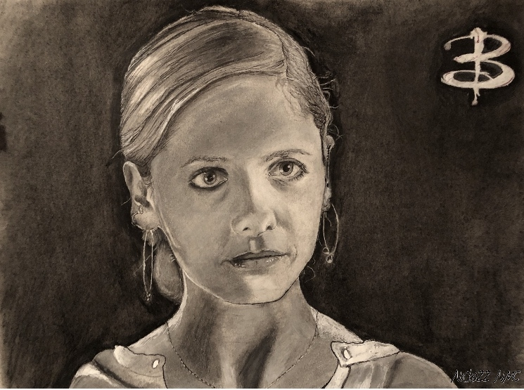 Sarah Michelle Gellar par Nicko22